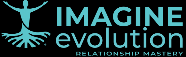 imagine evolution relationship mastery logo