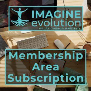 Imagine Evolution Membership Area Subscription